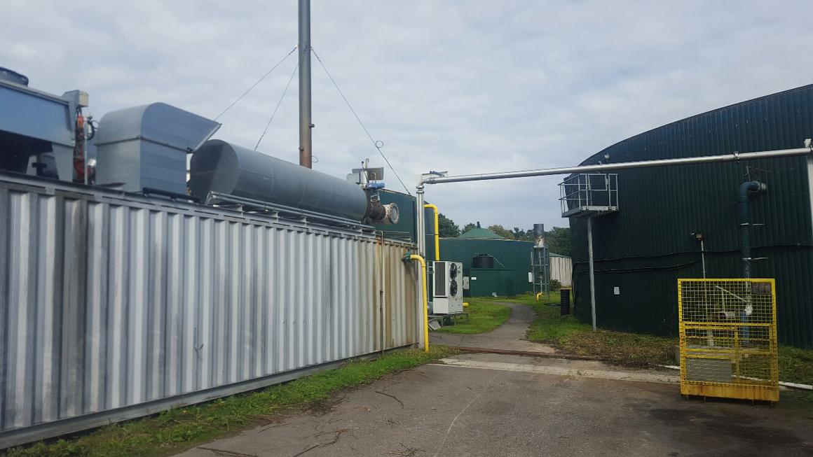 biogas plant design pdf download